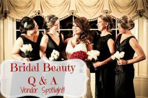 bridal beauty Q&A