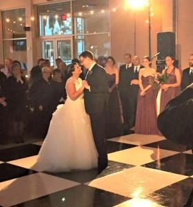 bridal spotlight tiffany