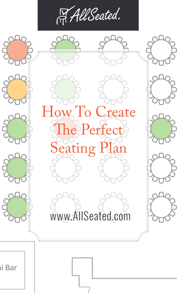 how to create the perfect seating plan