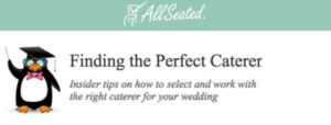 selecting the perfect caterer