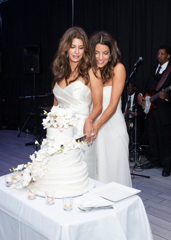 Same Sex Wedding Cake 44