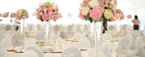 how to choose event centerpieces