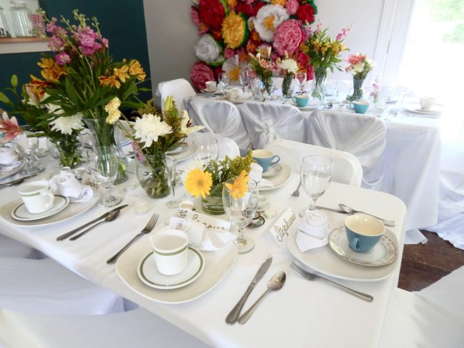 tips for planning extraordinary bridal shower