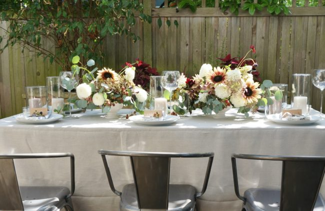 how to choose your centerpieces