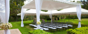 embracing the beauty of rainy day weddings