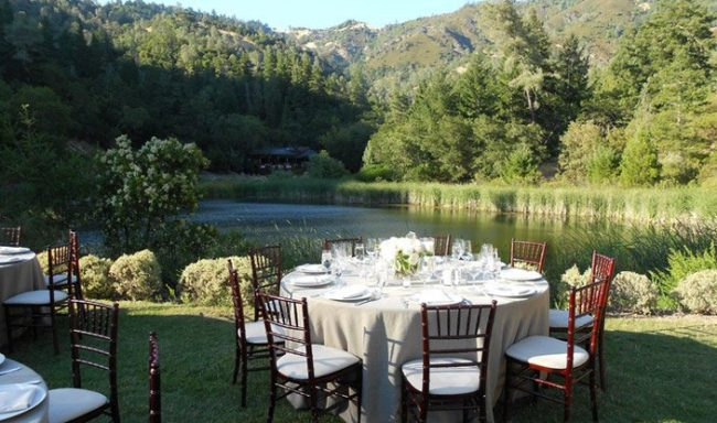vineyard to inspire your next west coast event