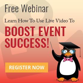 AllSeated webinar live video