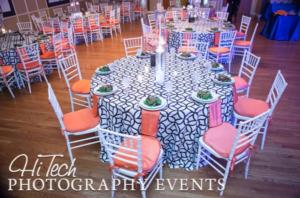 bar mitzvah tables