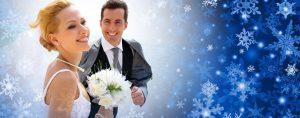 winter wedding preparation