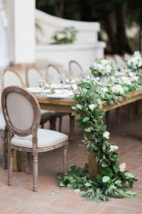 wedding spotlight seating