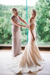wedding spotlight bride / AllSeated