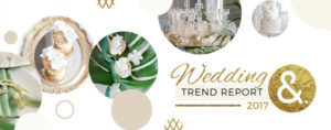 hottest wedding trends 2017