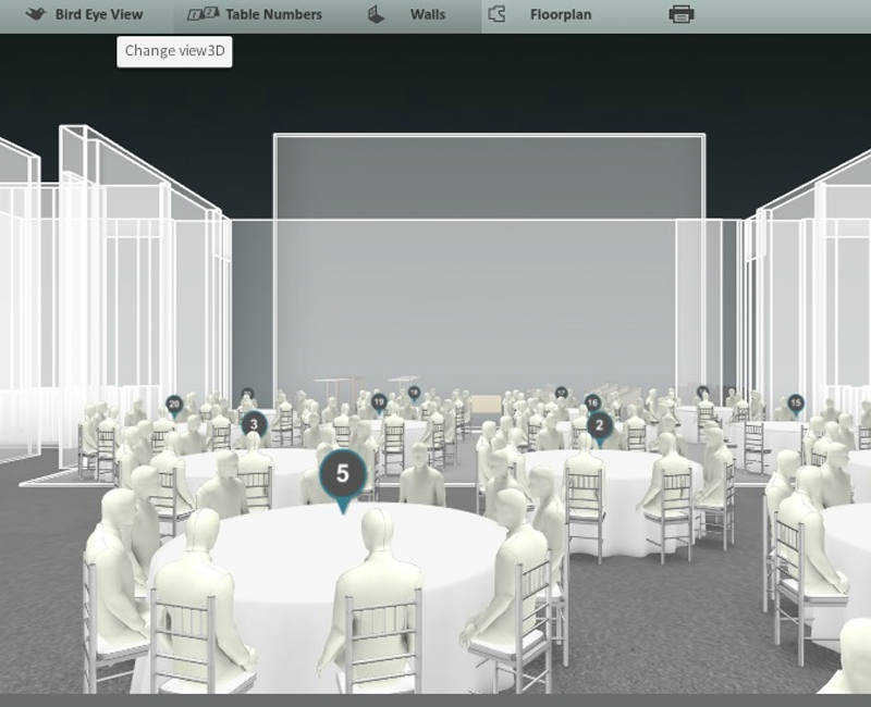 How Wedding Reception Layout Tool Design Your Wedding AllSeated