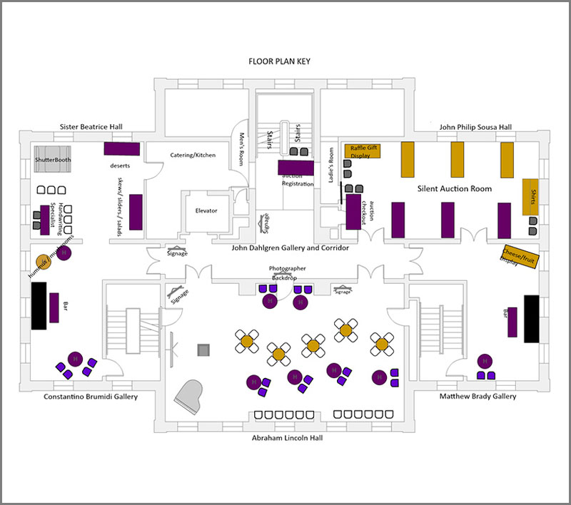 How wedding reception layout tool design your wedding for Banquet floor plan template