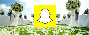 personalize your next event with snapchat