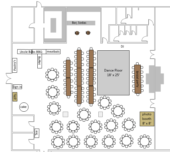 wedding floor plan designer