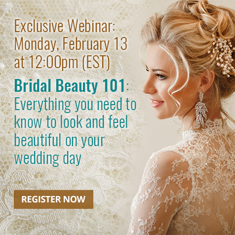 bridal beauty webinar