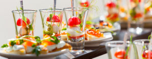 how the catering industry is evolving