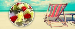 beach snack ideas