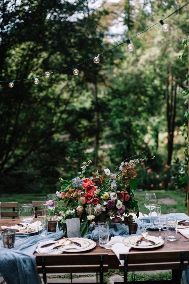 Lighting ideas for weddings Diy Wedding Allseated Lighting Ideas For Outdoor Weddings