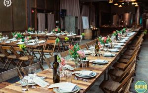 Brooklyn Winery Rustic Wedding