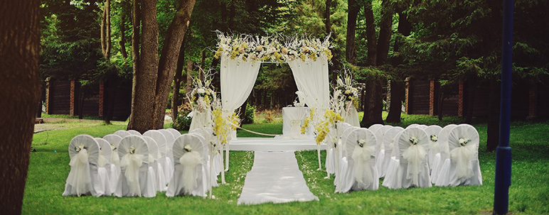 Outdoor Fall Wedding Planning Tips