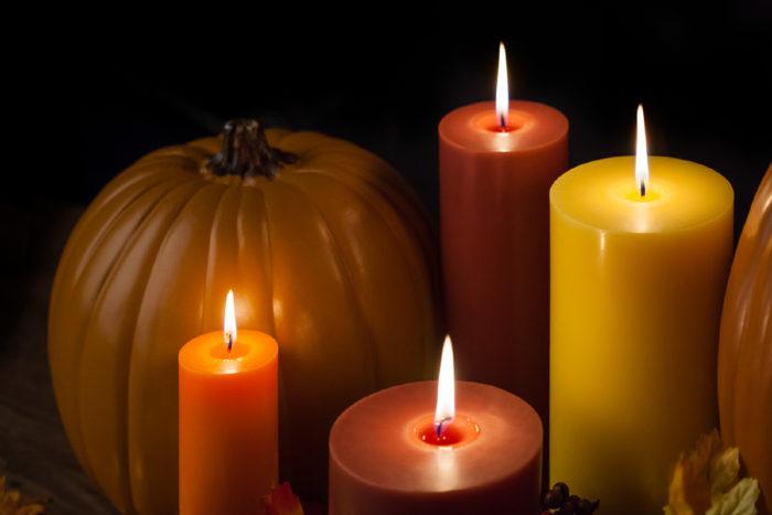 fall lighting ideas
