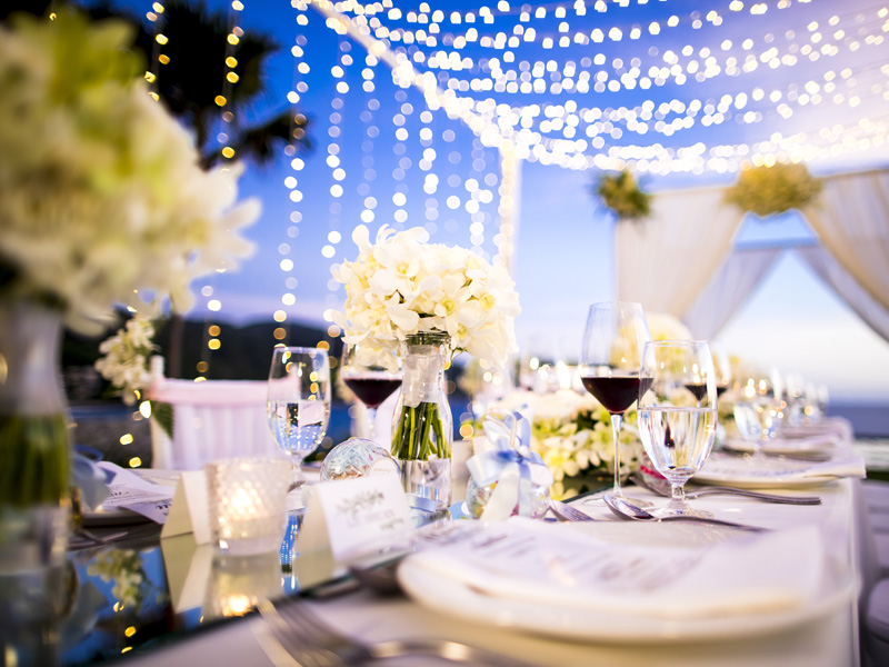 The Planning Process Begins With Your Wedding Guest List