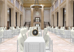 Bently Reserve using AllSeated VR
