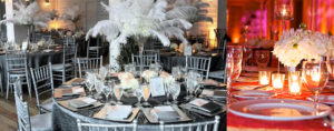 color schemes for corporate holiday parties