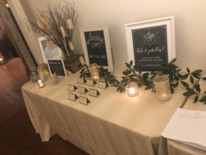 wedding spotlight