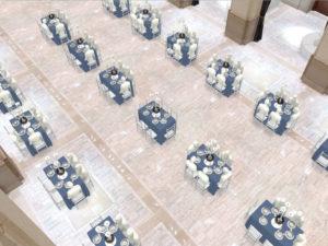 Top Ways 3D Floorplans Help To Plan An Event