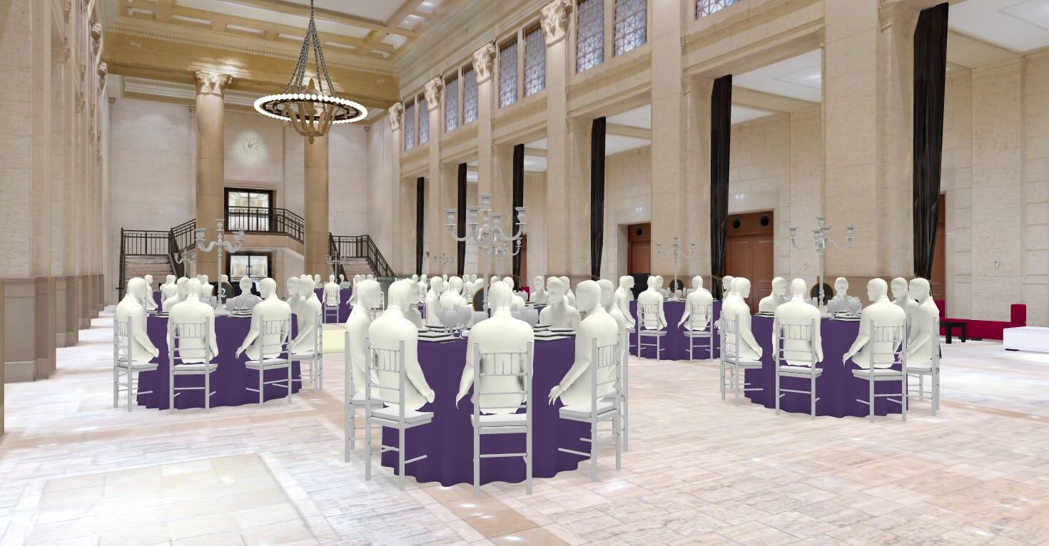 Bently Reserve AllSeated VR Floorplan