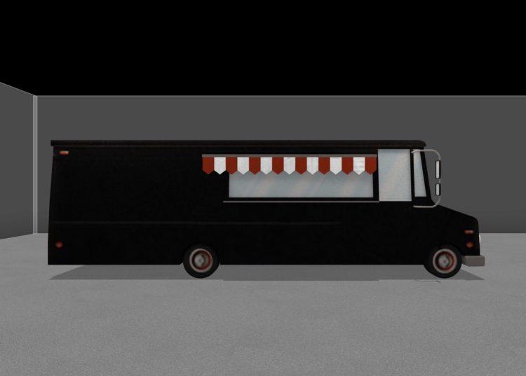 AllSeated food truck