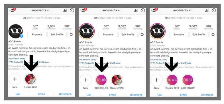 How to Create and Brand Your Instagram Highlight Covers - AllSeated
