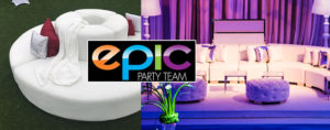 announcing partnership epic party team