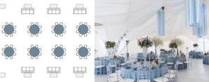how to easily organize an event seating chart