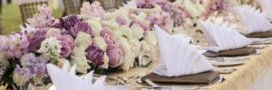5 Tips For Arranging Your Wedding Floorplan