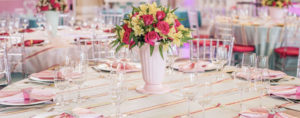 how floorplans assist in determining event style