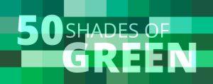 50 shades of green event spotlight