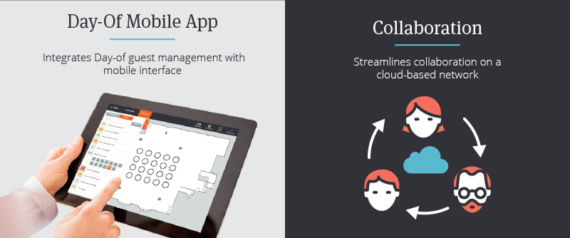 AllSeated Collaboration and Mobile App