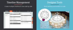 AllSeated Timeline and Designer Tools