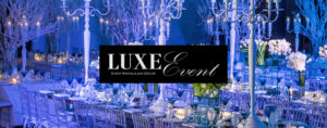 AllSeated furniture partnership luxe event rentals