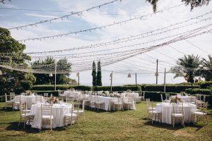 Allseated wedding spotlight