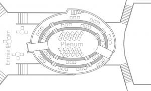 unique ceremony layout