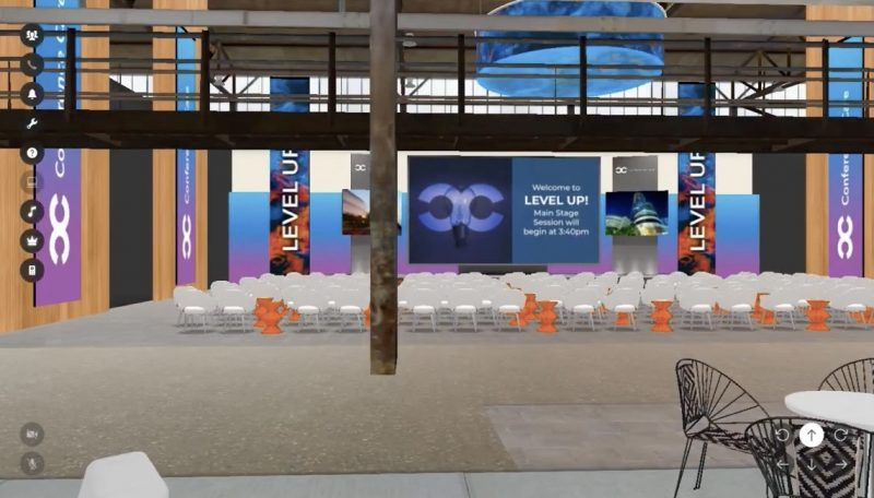 virtual event in exVo
