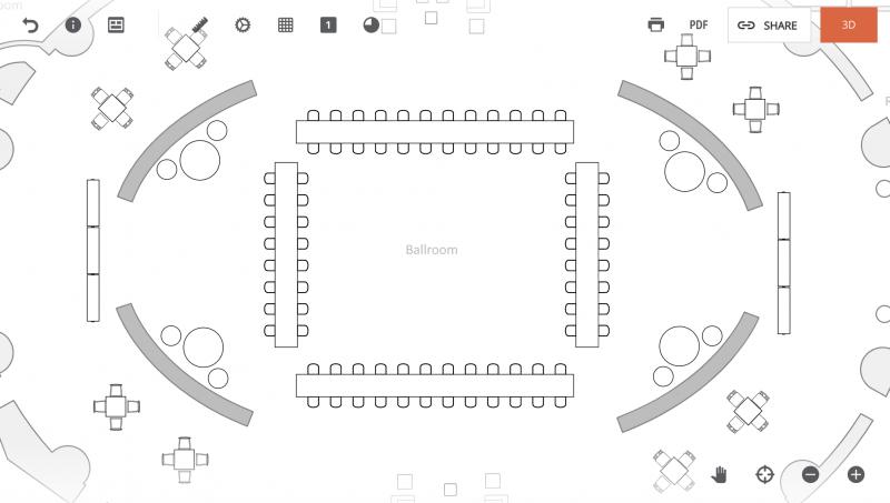 family style floorplan