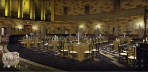 3D wedding layout