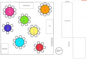 event floorplan layout